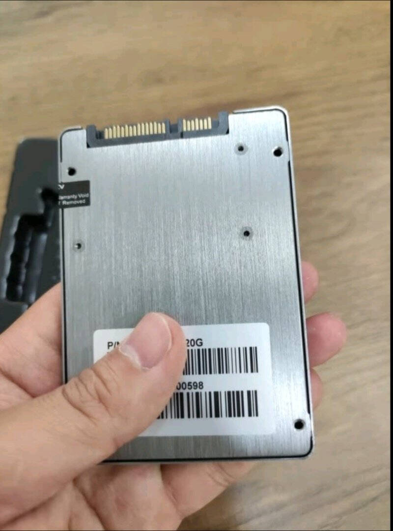 酷兽(CUSO)SSD固态硬盘SATA3.0接口台式机笔记本通用120GB高速升级版