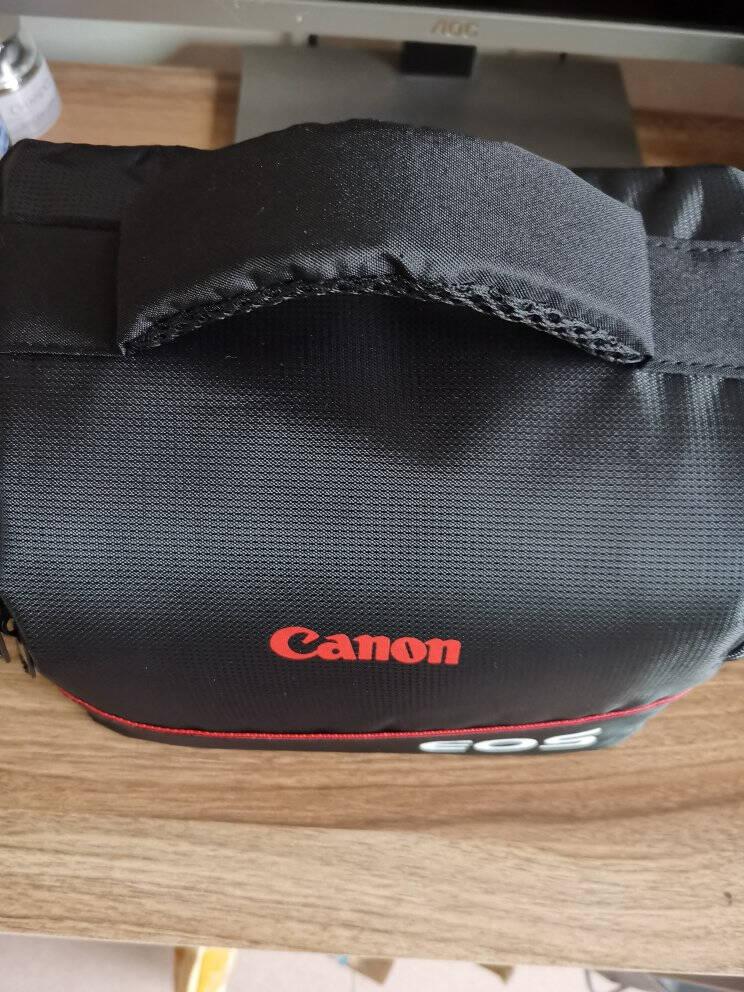 适用佳能相机包便携可爱单反包单肩摄影包80D200D800D600D700D70D5D35D4等相机