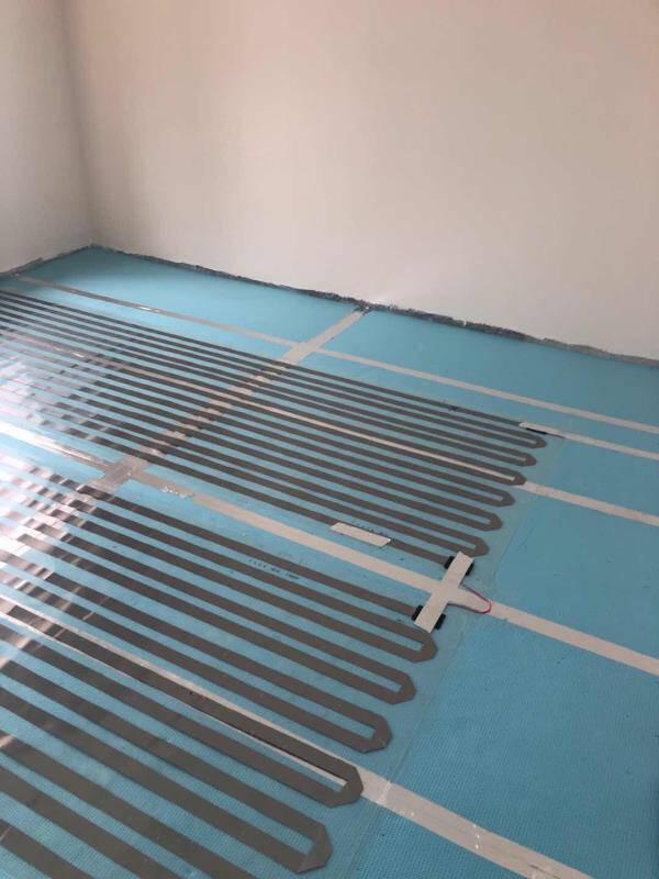 嘉恒昌电地暖家用全套设备地热系统电热加热线地暖干铺面回填1000W电热带
