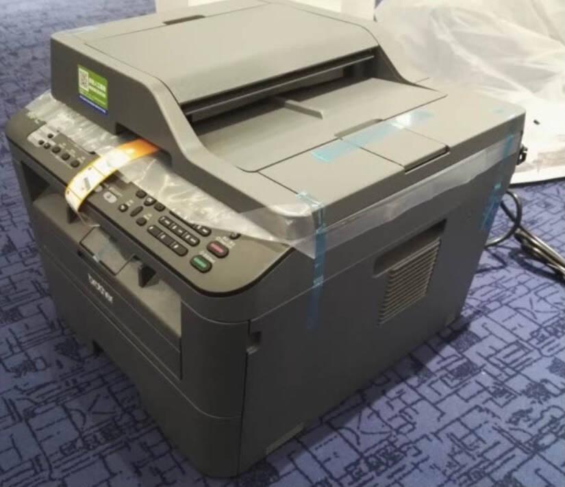 兄弟(brother)DCP-7080黑白激光多功能一体机(打印、复印、扫描)