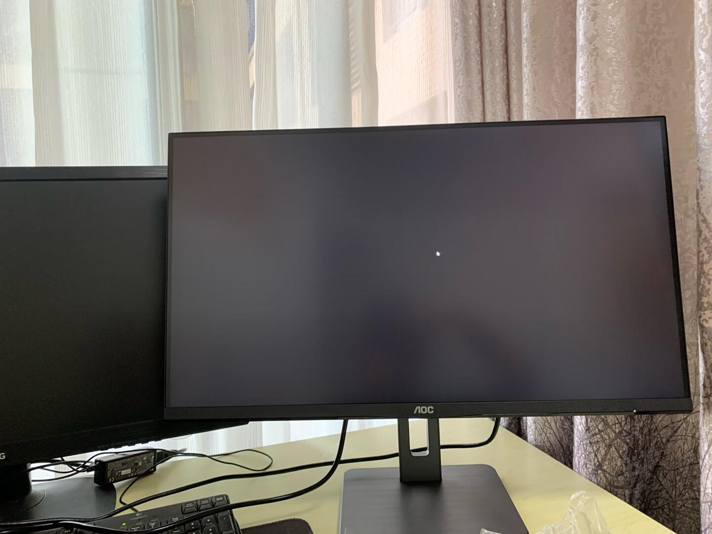 AOC设计师显示器,4K超高清低蓝光不闪设计