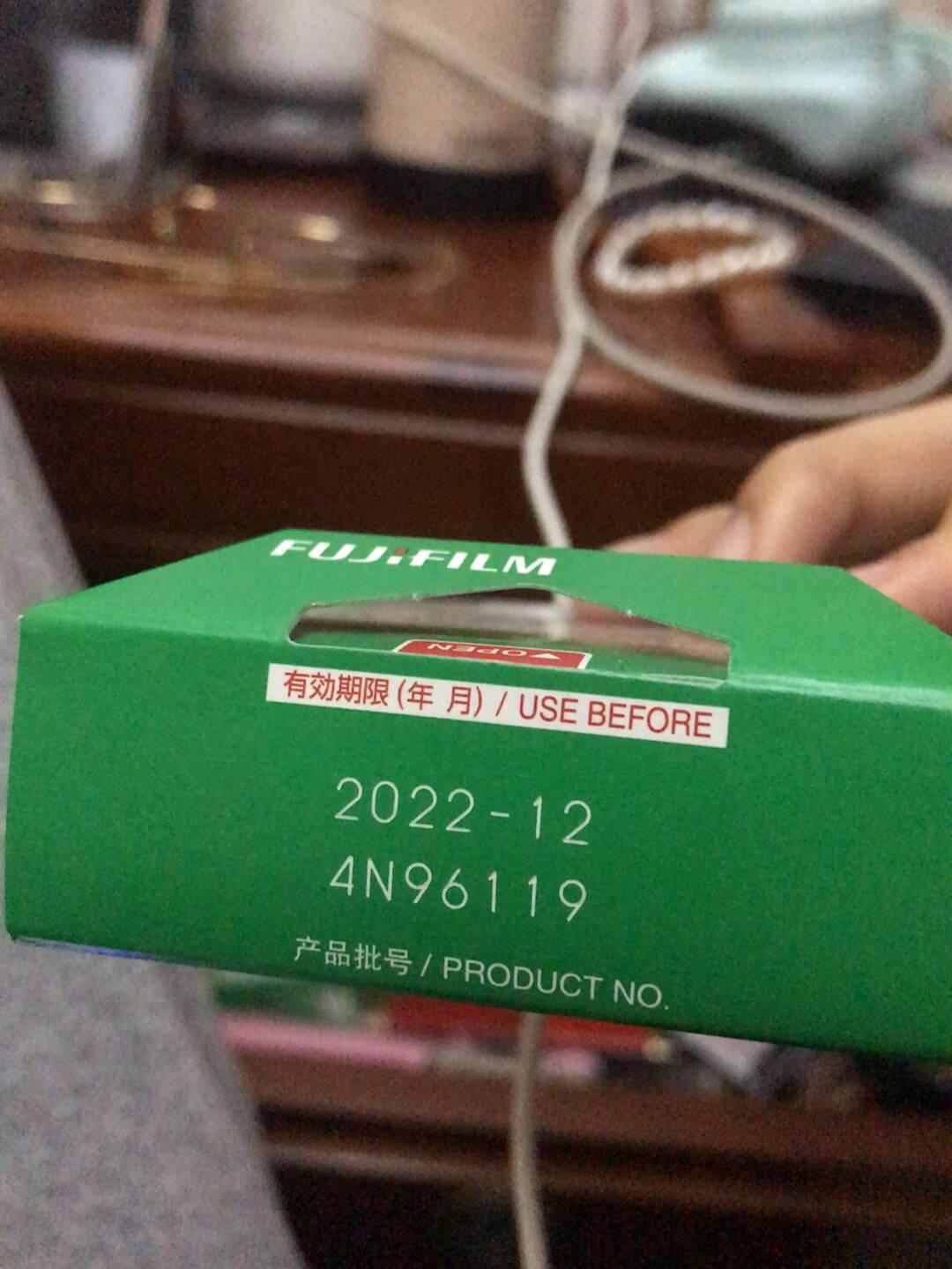 富士instax立拍立得mini相纸彩虹10张(适用于mini7C/7s/9/8/25/90/70/hellokitty/SP-2)