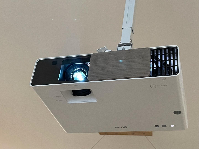 明基i750家用投影仪,1080P全高清家庭影院