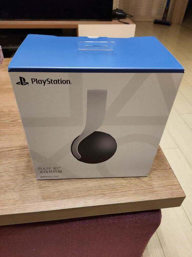 索尼(SONY)PS5PlayStationPULSE3D耳机组