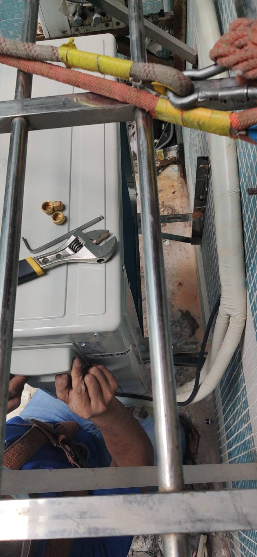 荣事达(Royalstar)定频家用壁挂式空调挂机出租房办公室宿舍卧室板房节能低音省电除湿正1P单冷-适用10-15m²包基础安装价