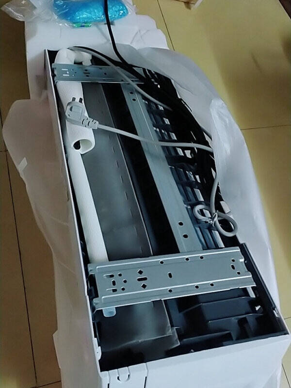 科龙(KELON)单冷1匹家用空调除湿卧室出租房空调壁挂式大1匹大1匹KF-26GW/QA1X-X5大1匹