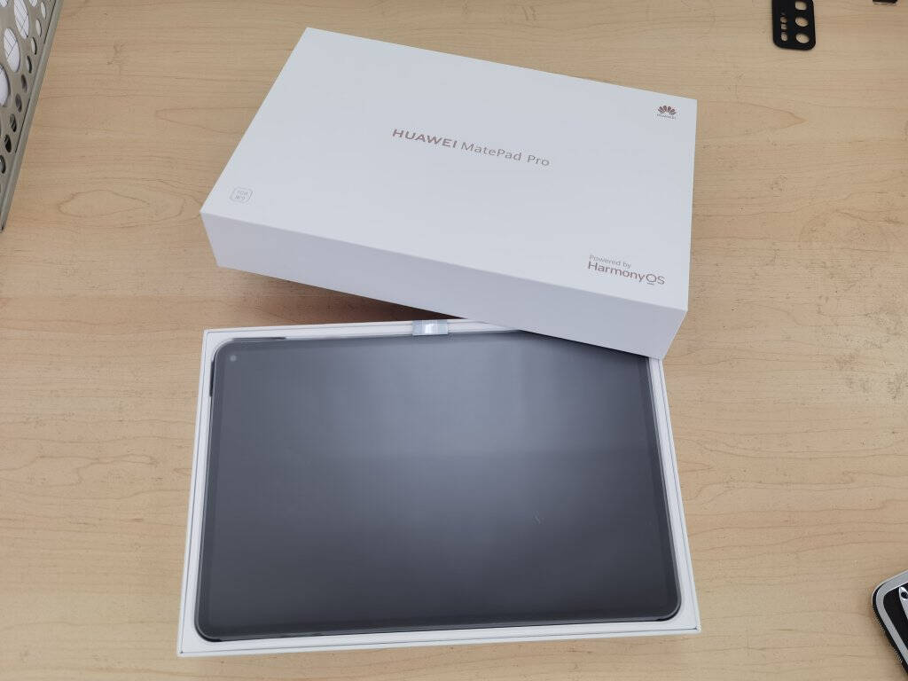 华为HUAWEIMatePadPro10.8英寸2021款鸿蒙HarmonyOS娱乐办公学习平板电脑8+256GBWIFI青山黛键盘+笔