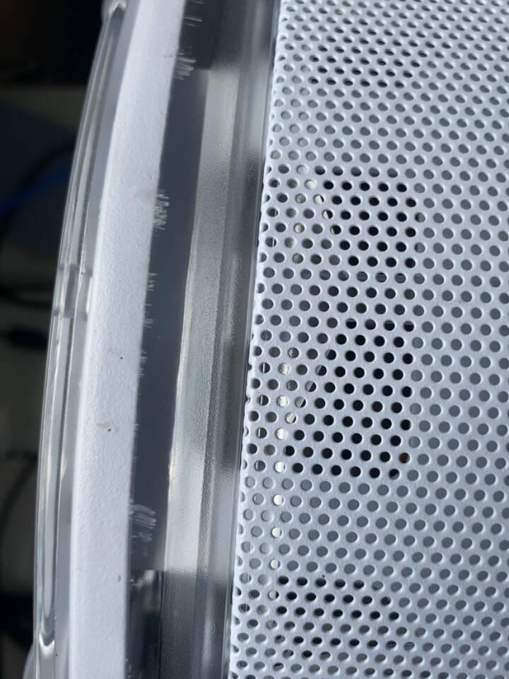 积至(EVESKY)玩嘉元气弹电竞网咖异形RGB电脑机箱钢化玻璃全透M-ATX竖装显卡电竞网咖机箱元气弹黑色(标配1个20cm大风扇)