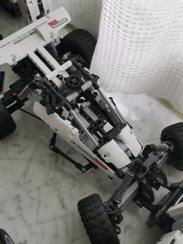 小米(MI)小米积木沙漠赛车早教益智机器人儿童益智开发拼装儿童玩具积木男孩儿童生日礼物赛车积木小米积木沙漠赛车
