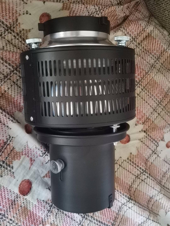 光效聚光筒led调焦光学束光筒保荣口适用神牛金贝影视摄影摄像影视闪光灯猪嘴聚光镜聚光筒保荣口