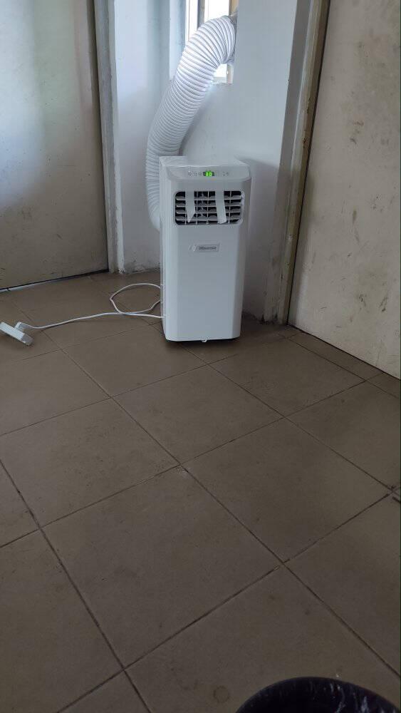 海信(Hisense)正1P匹移动空调家用可移动空调一体机免安装厨房空调小空调KY-23