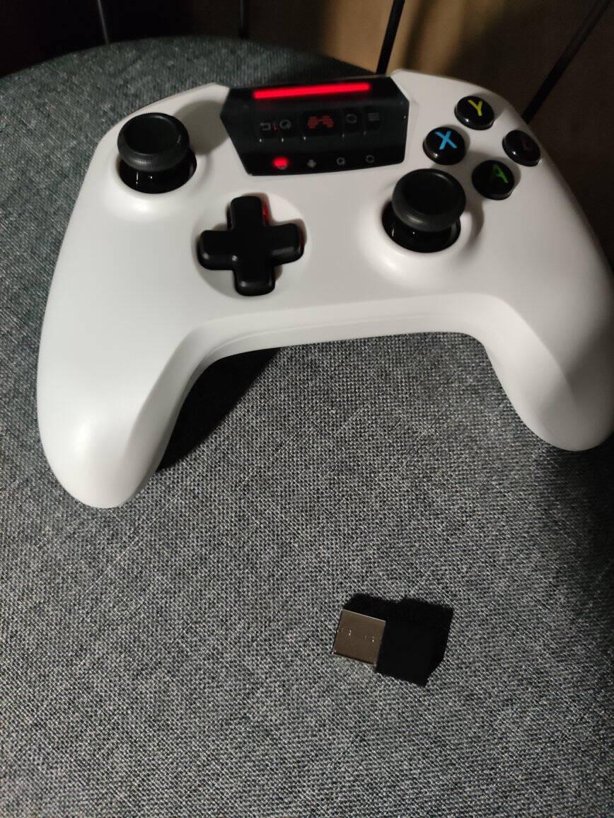 北通斯巴达2无线游戏手柄xbox360精英PC电脑电视Steam赛博朋克双人成行生化8原神怪物猎人FIFA实况2k白