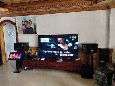 YAMAHA/雅马哈KMS2500家庭影院ktv音响家用套装ktv点歌机一体机卡拉OK音响全套畅享版(推荐购买)