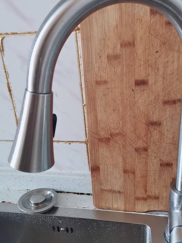四季沐歌(MICOE)M-C200M厨房水龙头冷热304不锈钢抽拉式龙头水槽洗菜盆水龙头