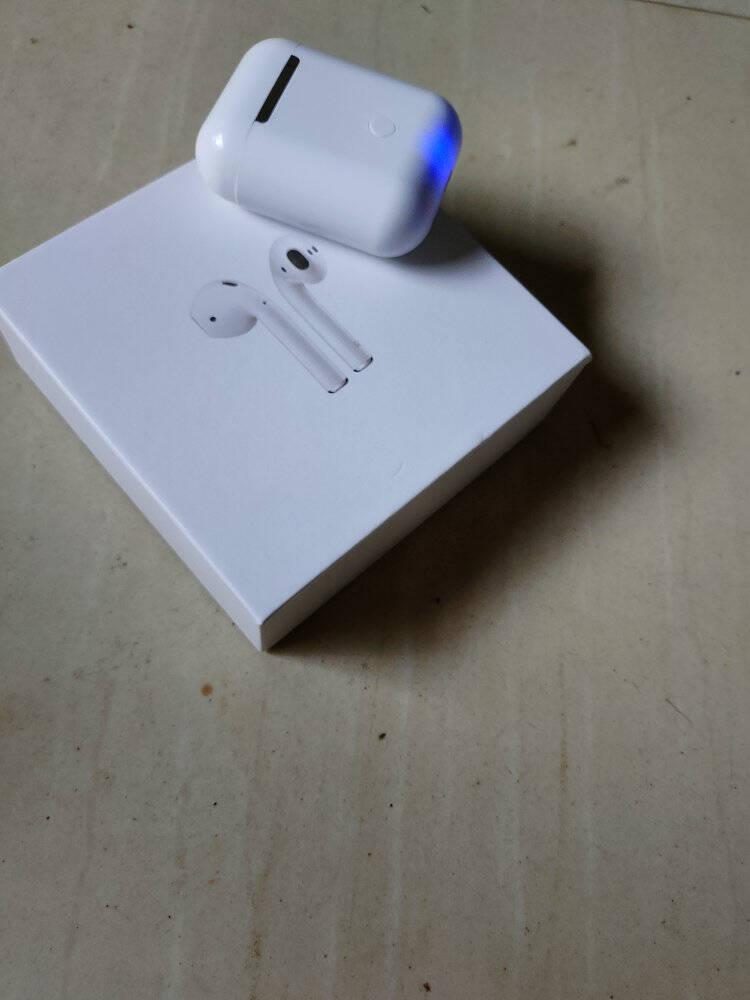 汐岩【华强北二代顶配版】Air蓝牙耳机无线适用苹果12/11华为小米oppo荣耀vivo手机洛达二代【改名+智能触控+高清通话】