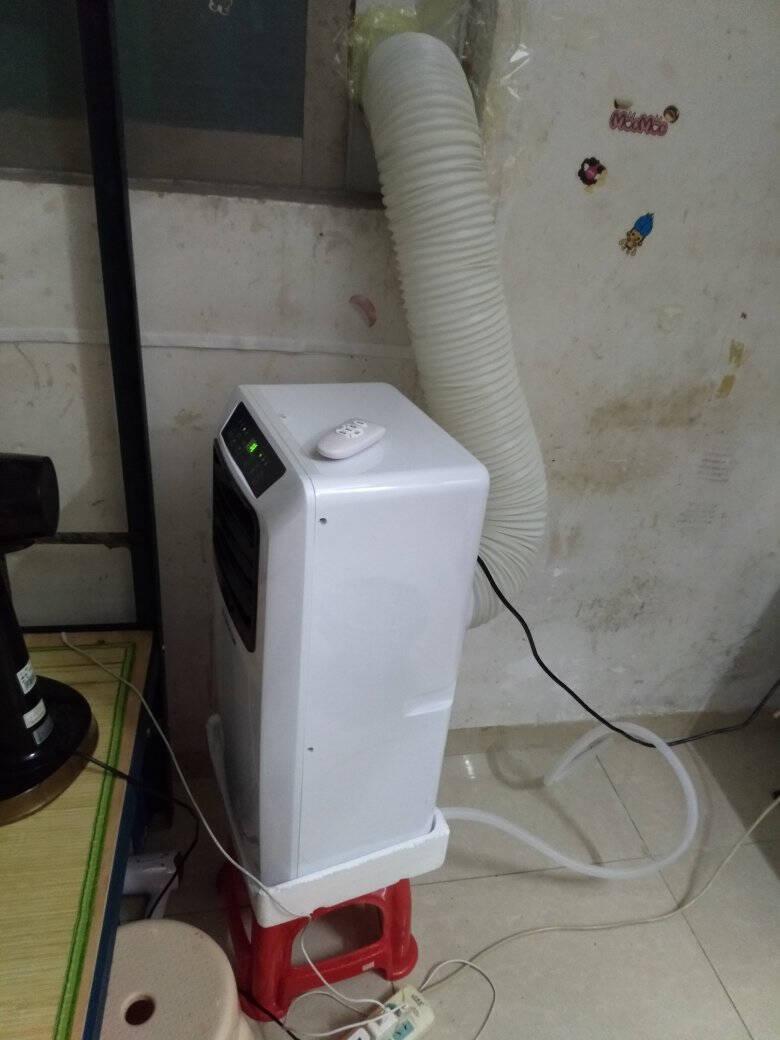 志高(CHIGO)移动空调大1匹单冷家用一体机免安装厨房立式便捷空调KY-25ZD
