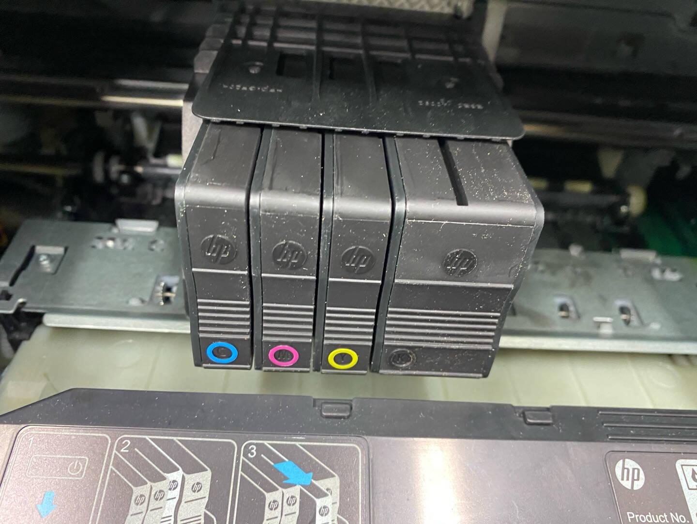 惠普(HP)955原装墨盒适用hp8210/8710/8720/7720/7730/7740打印机黑色墨盒
