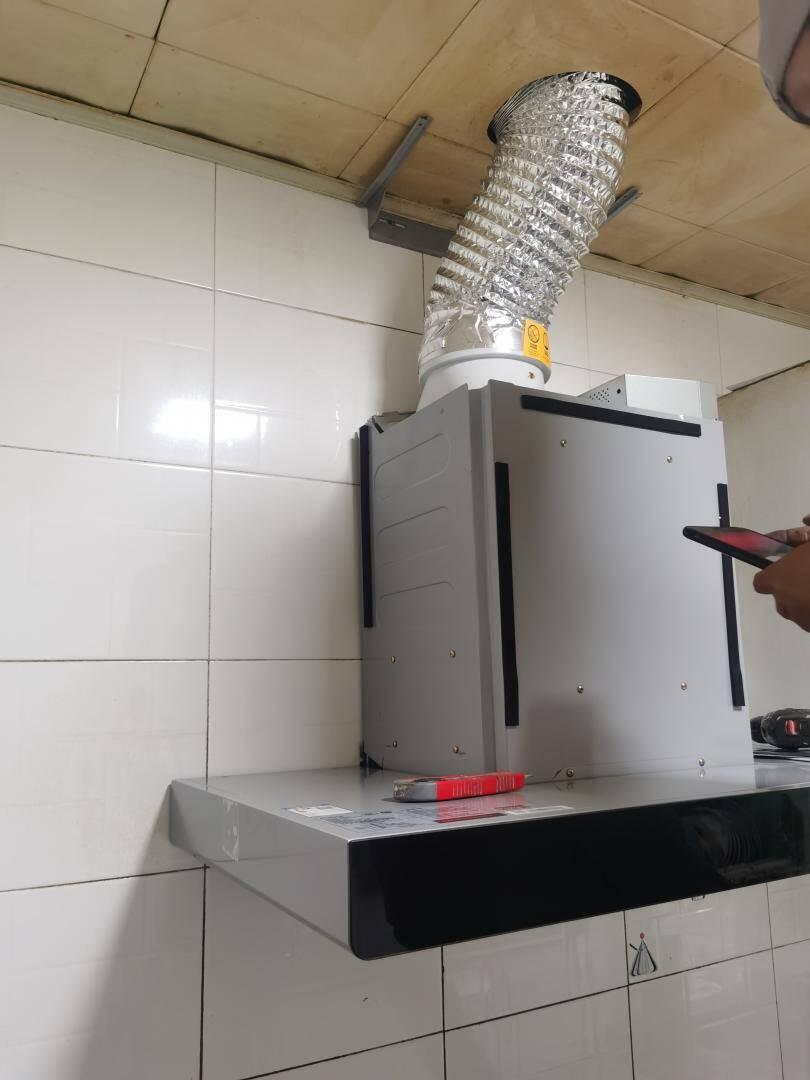 方太油烟机家用顶吸式抽油烟机欧式吸油烟机挥手21.5超大风量以旧换新静音CXW-258-EMD22A