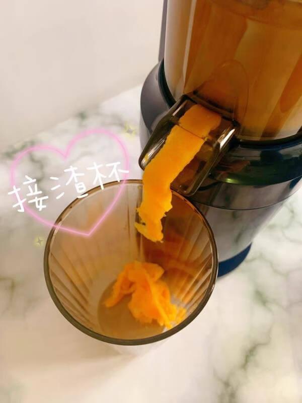 韩国大宇(DAEWOO)原汁机榨汁机家用渣汁分离水果打炸果汁机果蔬多功能鲜炸料理机便携式小型搅拌机杯8cm大口径入料/无金属滤网易清洗/双杯蓝色