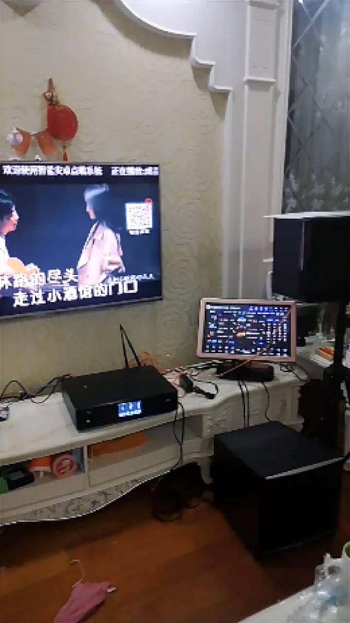 YAMAHA/雅马哈KMS-910家庭KTV音响套装卡拉OK音响组合点歌机家庭影院会议室舞蹈室酒吧专业款+低音炮套装二