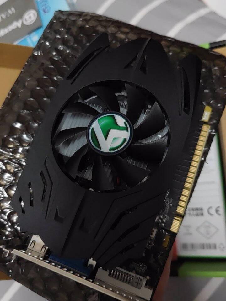 铭瑄(MAXSUN)MS-GT730重锤4G/DDR3/64bit电脑显卡入门独显
