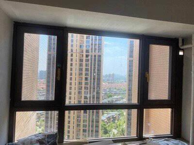 富贵花(G70)断桥铝门窗铝合金门窗铝包木平开窗内开内倒落地窗隔音隔热窗封阳台全国定制预约上门测量