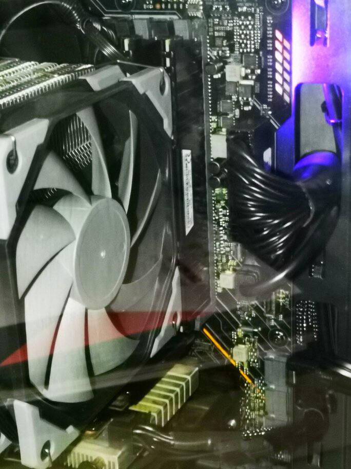 华硕ASUSB460/560M主板+英特尔i511400F/11600KF处理器CPU主板套装TUFGAMINGB560M-E【10代】i510400F无核显套装