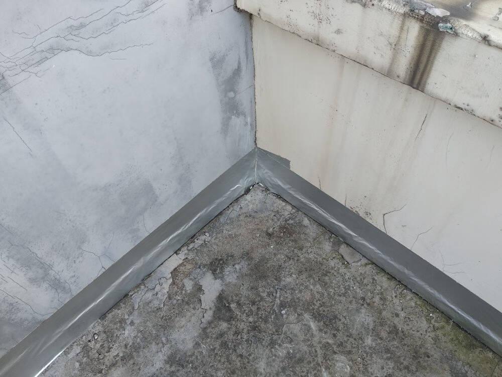 维修大师防水胶带屋顶缝隙补漏门窗厨卫丁基胶带水池彩钢瓦水管一贴止漏自粘防水卷材升级自粘10cmx10m