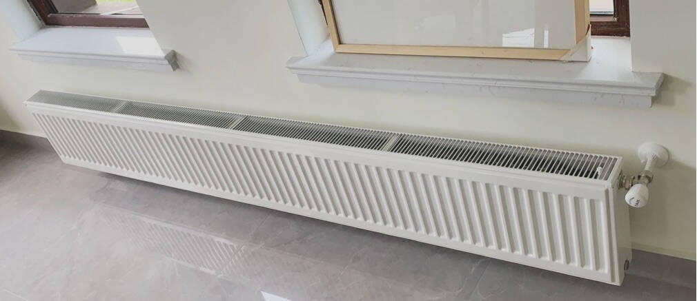 德国威能常规天然气壁挂炉全套地暖散热片系统采暖洗浴两用德系品质TubroMini60-90平16KW(一厨一卫经济款)壁挂炉单机包安装