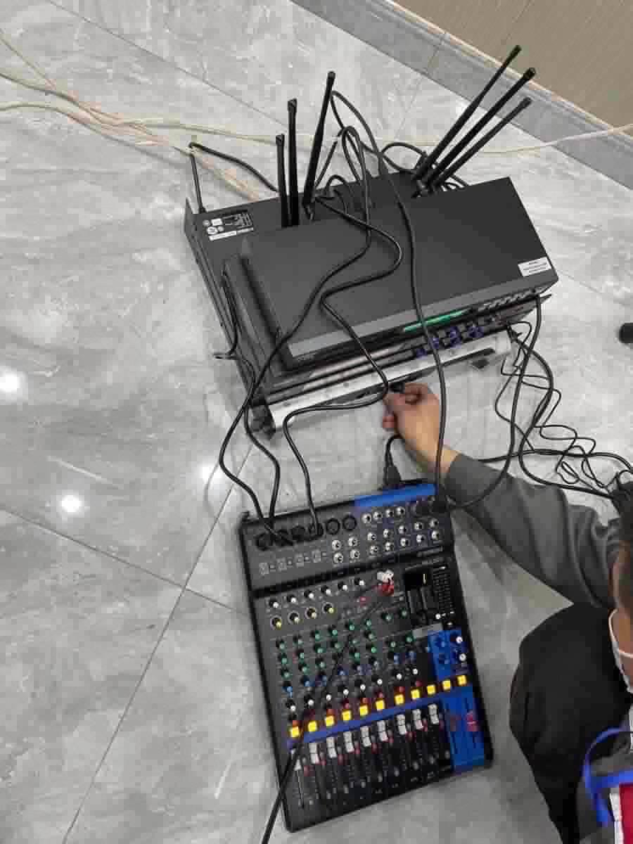 雅马哈(YAMAHA)A101215家庭KTV音响套装卡拉OK舞台音响点歌机家庭影院会议室音响套装专业款套装一