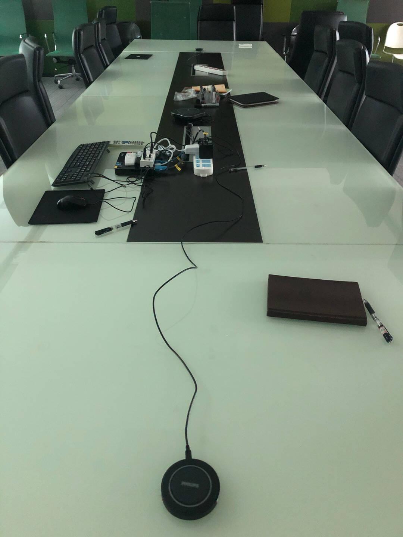 飞利浦PHILIPS高清视频会议摄像头1080P视频通话办公会议网课教学内置双麦克风USB即插即用PSE0510