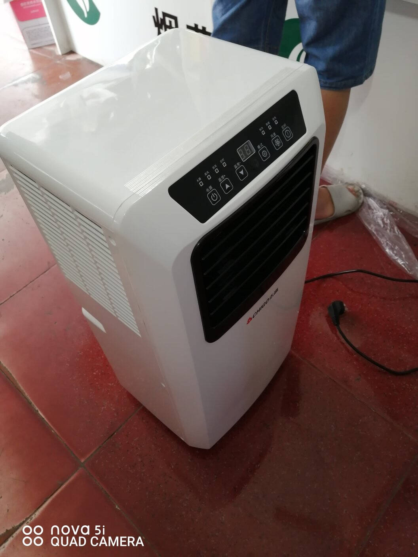 志高移动空调冷暖型便型携式一体机免安装家用空调立柜式厨房出租房无外机大1匹1.5p2匹小空调大1匹制冷+节能低噪+送货入户