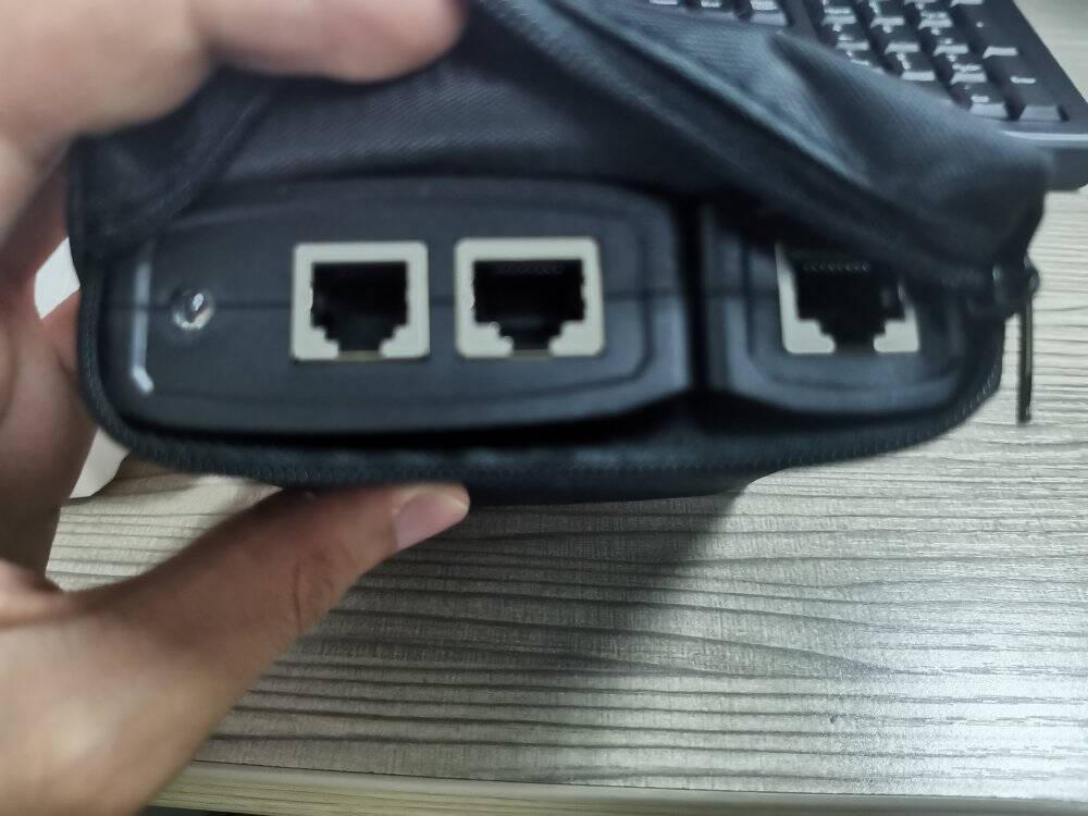 山泽(SAMZHE)网线测试仪多功能测线仪电脑网络水晶头电话线工程家用网络测通器SZ-N168
