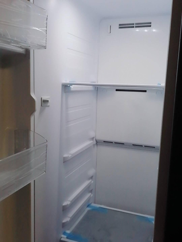 海尔冰箱变频风冷无霜对开门双开门双门家用超薄大容量节能电冰箱官方家电银河灰475升