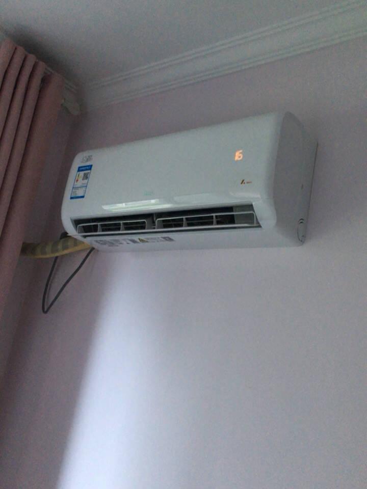奥克斯空调(AUX)大1匹变频冷暖快速制冷热自清洁静音家用卧室壁挂式空调挂机旗舰店大1匹冷暖(10-17平)