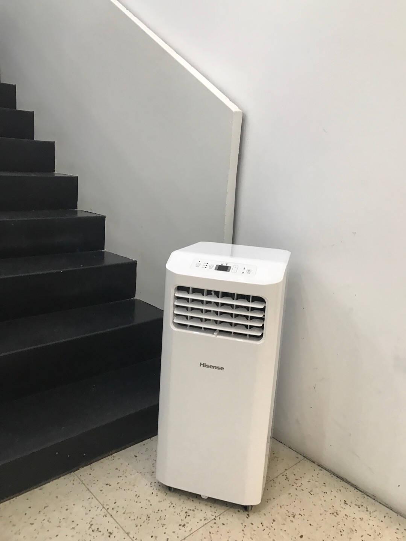 海信(Hisense)家用可移动空调一体机免安装厨房空调小空调单冷型
