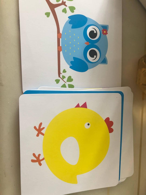 阳光宝贝新生儿黑白卡片婴儿早教卡全套4盒0-6个月幼儿智力开发宝宝启蒙认知早教书彩色卡片视觉激发卡书