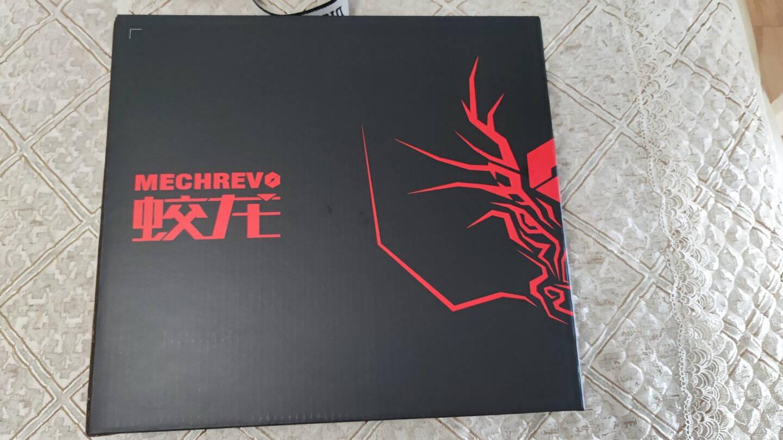 机械革命(MECHREVO)蛟龙7AMD17.3英寸游戏笔记本电脑(锐龙7nmR7-4800H16G512GRTX3060165Hz2K)