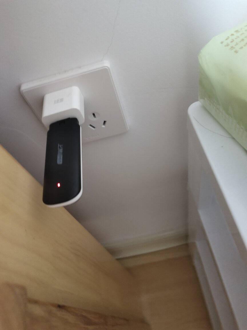 上赞随身wifi免插卡无限流量三网通用无线USB上网卡移动wifi无限宽带流量宝便携笔记本网络热点USB黑白款(插电即用)