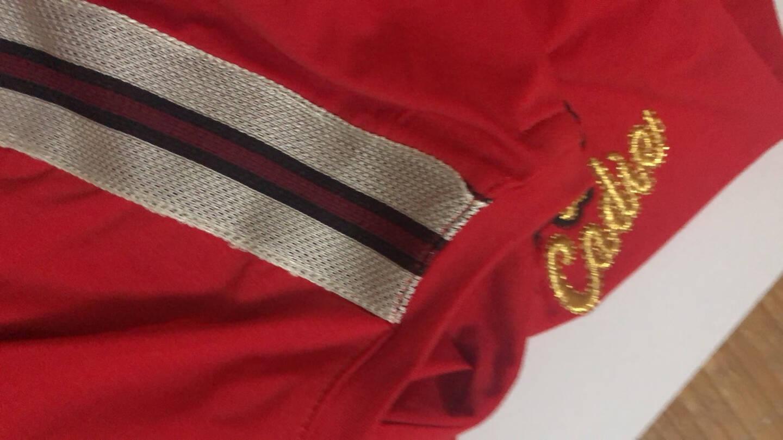 HTEEC香港潮牌短袖t恤男2021新款夏季潮流修身小蜜蜂刺绣纯棉半袖男黑色M