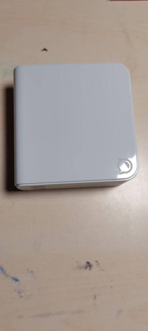 联想(Lenovo)100W便携充电器氮化镓充电器小新pro16/拯救者R9000P/Yoga14s/ThinkPadX1/iphone12快充白