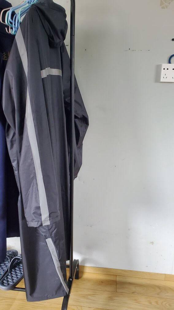 精骑士雨衣长款全身防水时尚防暴雨男女士成人户外劳保连体单人反光雨披