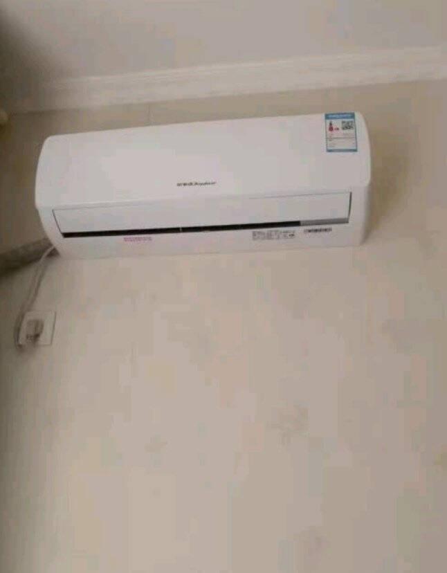 荣事达(Royalstar)定频家用壁挂式空调挂机卧室节能低音除湿省电出租房宿舍办公室正1匹单冷-适用10-15m²包基础安装价