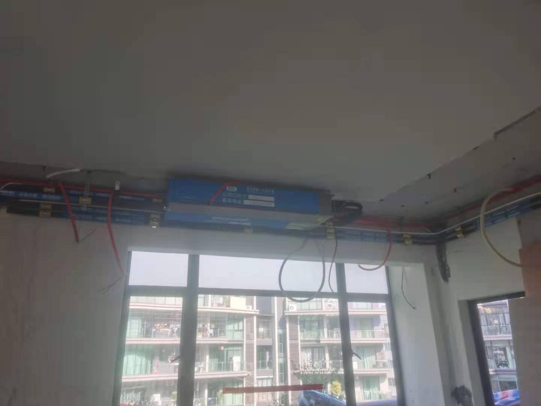 美的(Midea)风管机一拖一家用隐藏式客厅/卧室中央空调智能家电大1/2/3p匹包安装10年保修大3匹变频(25-40㎡)【wifi语音控制】