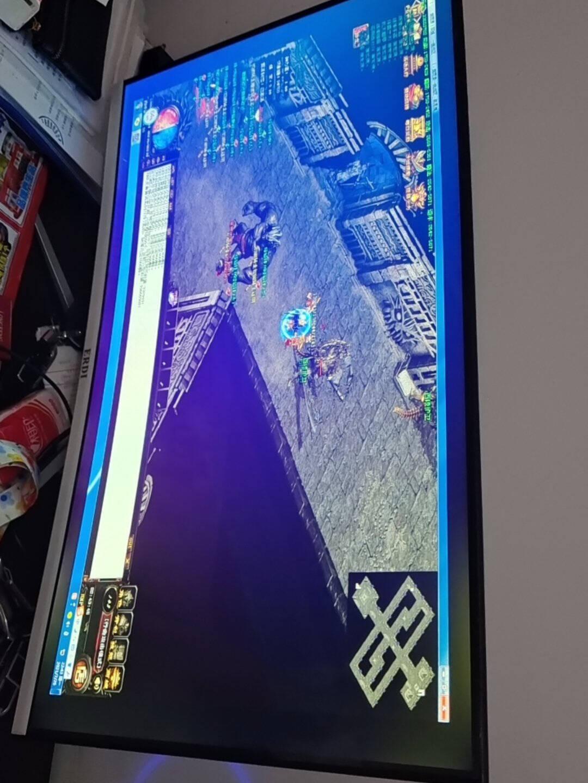 惠冠ifoved22/24/27/英寸电竞电脑显示器液晶曲面游戏显示屏ips屏4k144hz2kysno24曲面白色高清1080p