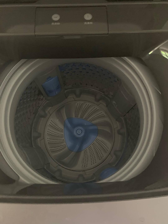 小天鹅LittleSwan水魔方系列10公斤波轮洗衣机全自动防缠绕智能家电TB100RFTEC