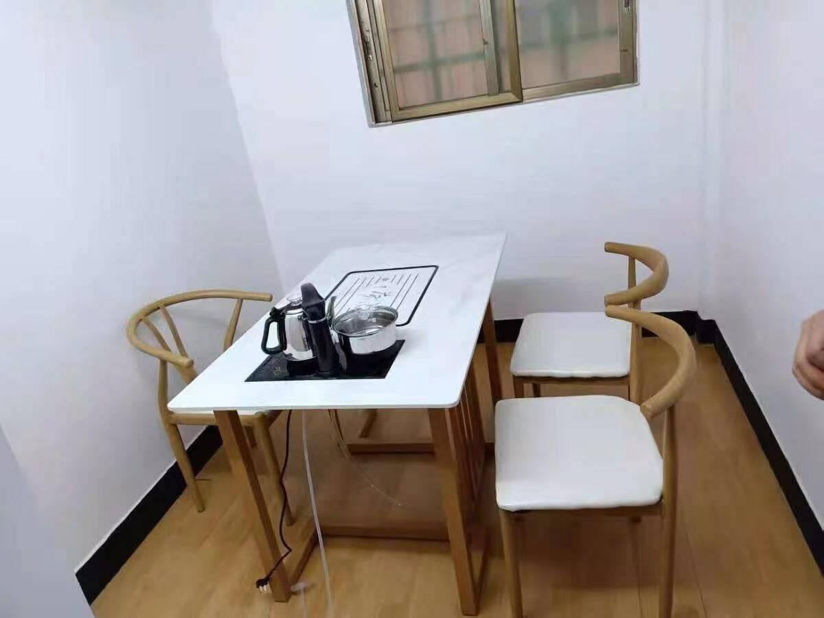 路飞小子茶桌雕刻版#北欧轻奢简约岩板泡茶几组合铁艺客厅阳台茶台功夫一体茶桌椅套装办公室会客桌灰色岩板B款1.2米岩板单桌