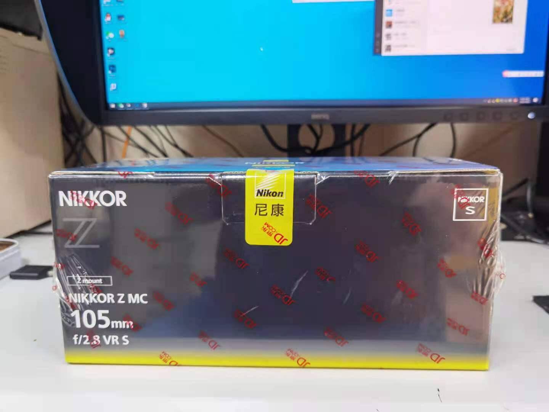 尼康NikonNIKKORZMC50mmf/2.8定焦镜头