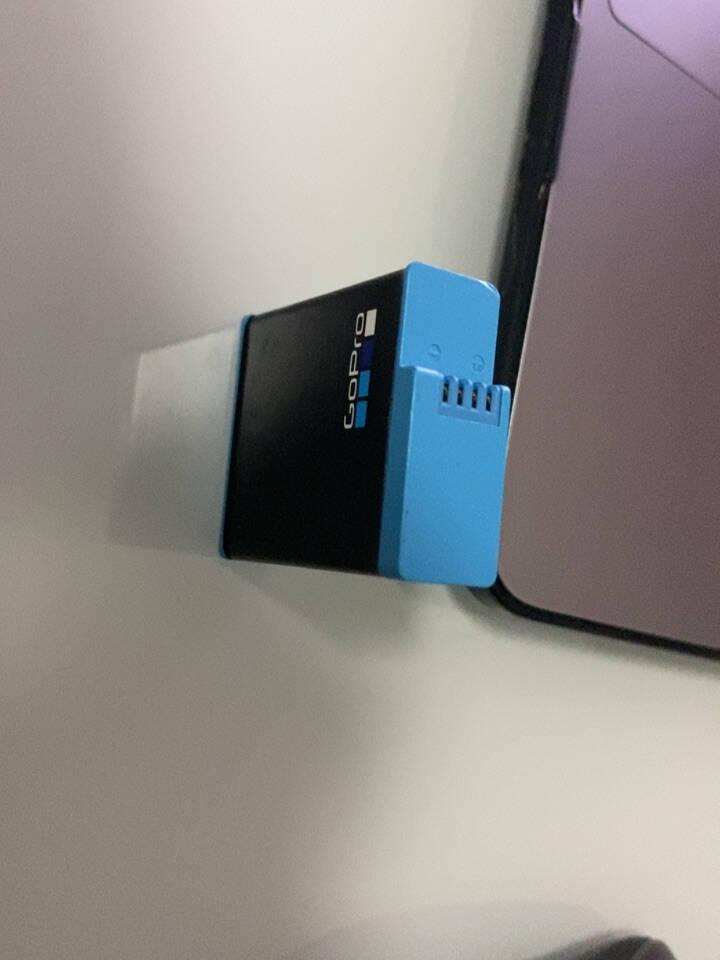 GoPro原装配件电池锂电池可充电电池(适用于HERO9,HERO10)运动相机配件