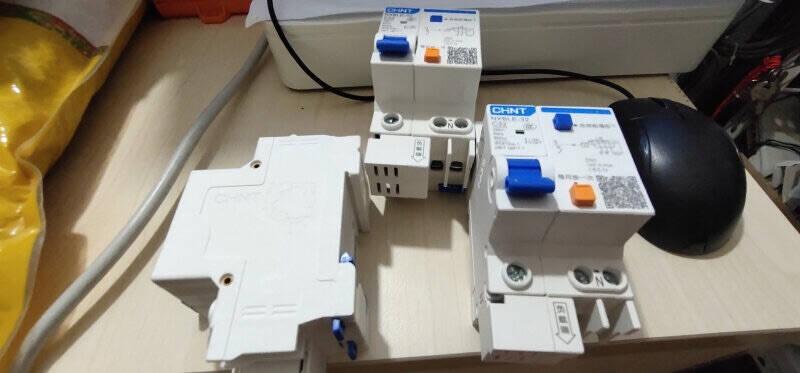 正泰(CHNT)小型漏电保护器漏保空气开关总闸开关DZ47LE升级款NXBLE-321P+NC2030mA6kA